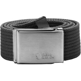 Fjällräven Canvas Ceinture, dark grey